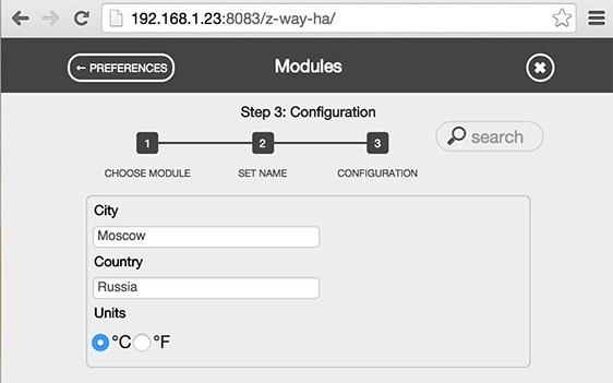 HomeKit для Z-Wave, Raspberry GPIO и устройств с HTTP API с помощью контроллера RaZberry - 6