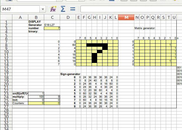 Реактивное программирование в табличном процессоре - 1