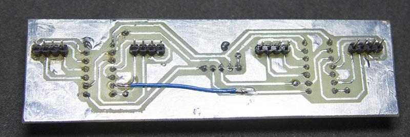 Универсальный Nixie-модуль на ИН-12 - 6