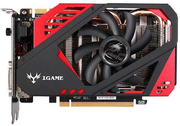 Colorful iGame GeForce GTX 960 Kudan — еще один вариант 3D-карты GeForce GTX 960, пригодный для использования в компактных ПК - 2