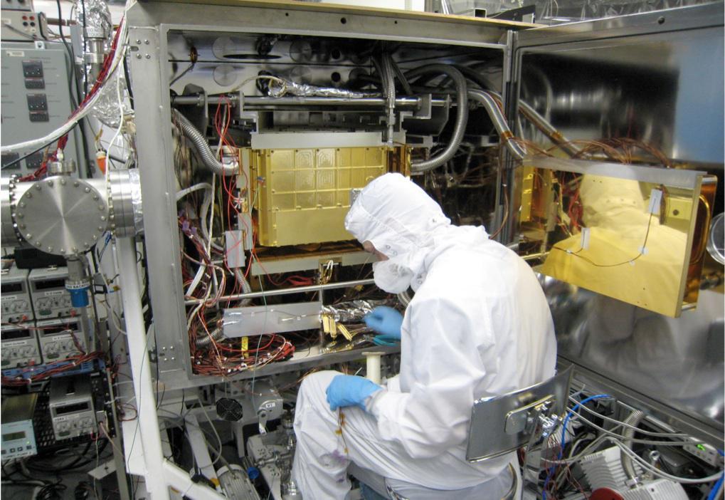 Curiosity проанализировал содержание ксенона в атмосфере Марса - 1