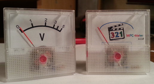MPCMeter — индикация прогресса просмотра видео. Arduino + JavaScript - 5