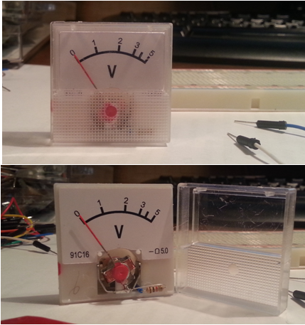 MPCMeter — индикация прогресса просмотра видео. Arduino + JavaScript - 6