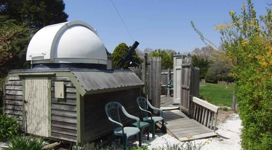 Интервью с руководителем проекта «Народный телескоп» — роботизированной обсерватории с доступом по Интернету - 1