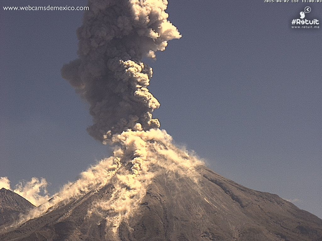 Наблюдать за извержением вулкана онлайн? Это просто - 1