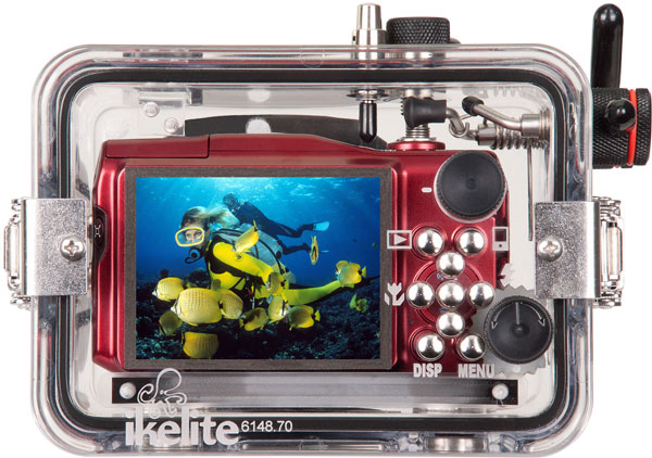Подводный бокс Ikelite 6148.70 стоит $450