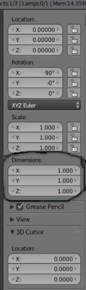 Секреты экспорта из Blender в Unity - 13