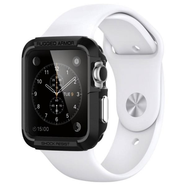 Spigen представила защитные чехлы для Apple Watch - 1
