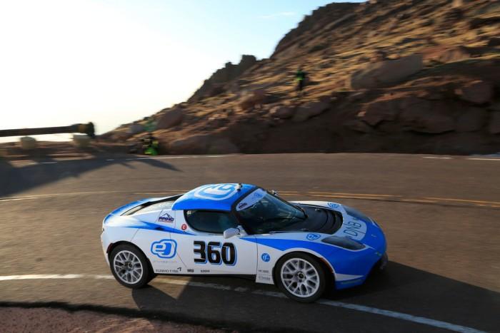 Гоночный электромобиль мощностью 1 мегаватт - 4