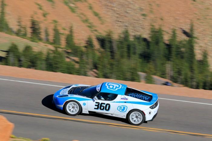 Гоночный электромобиль мощностью 1 мегаватт - 5
