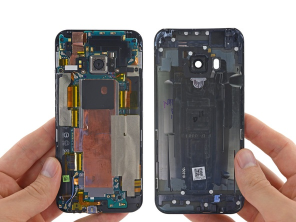 HTC One M9 iFixit