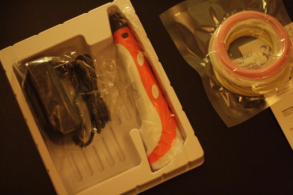 «Пластмассовый мир победил» ©, или субботний вечер с 3D-ручкой 3Dali - 3