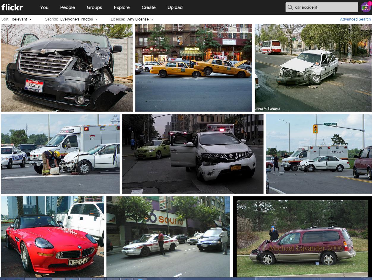 Поиск изображений в Android при помощи Flickr - 3