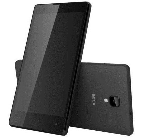 Смартфон Intex Aqua M5 с четырехъядерной SoC MediaTek MT6582 оценен в $85 - 1