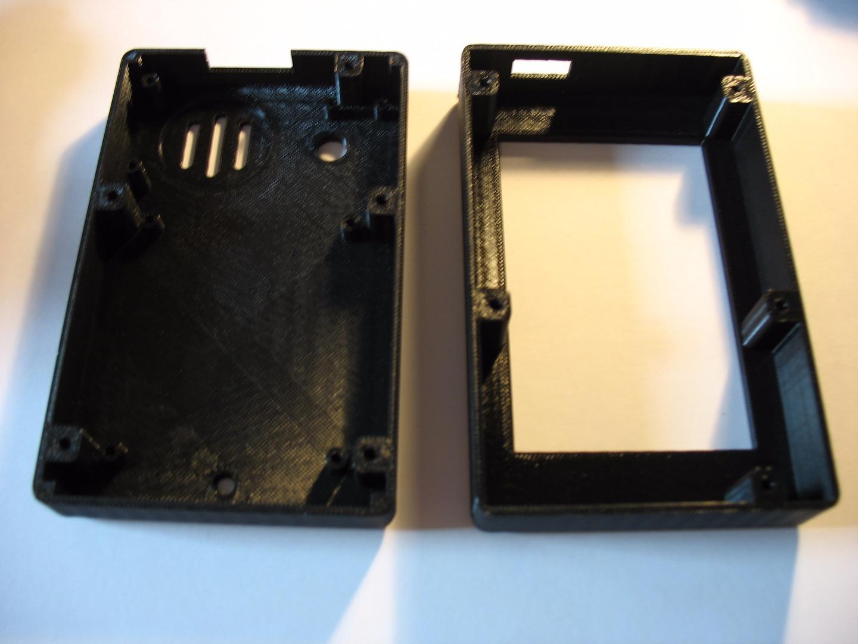 Телефон на Raspberry Pi из 3D-принтера - 4