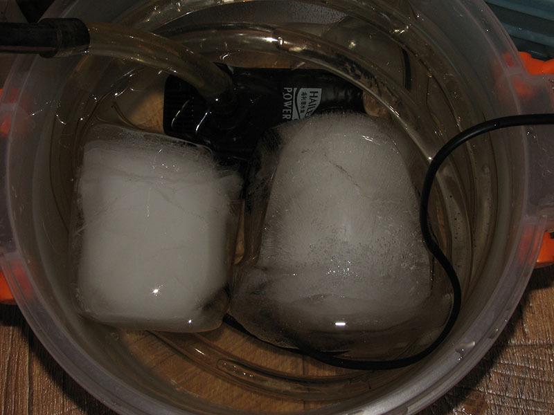 Ватерблок за 20 копеек и разгон с двумя кубиками льда - 16