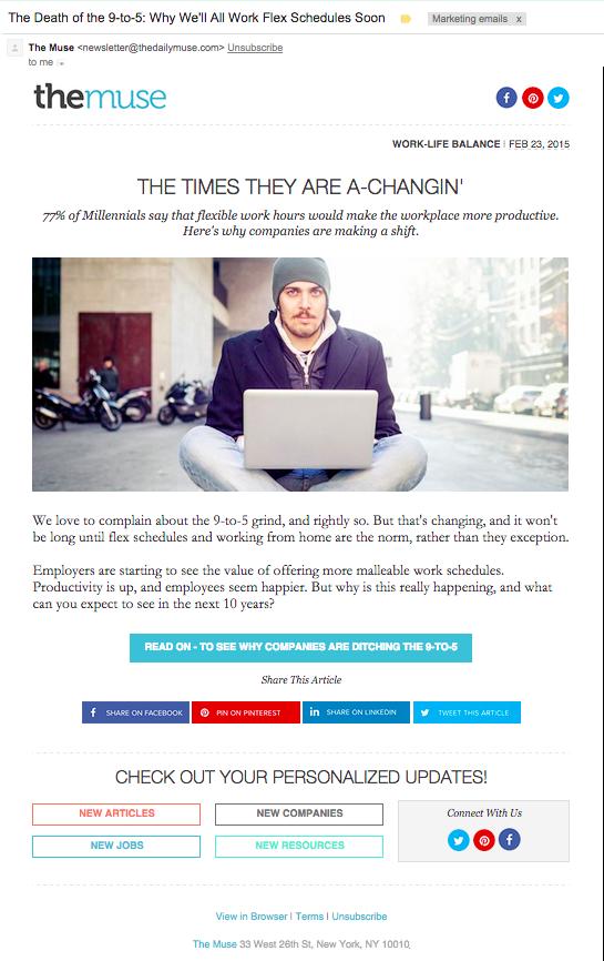 26 полезных советов из области email-маркетинга от самых успешных компаний со всего мира - 11