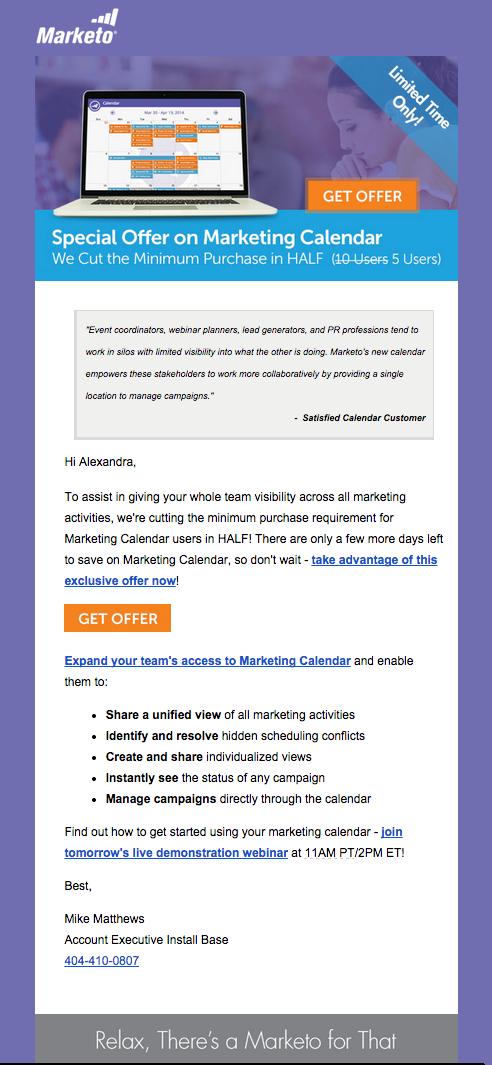 26 полезных советов из области email-маркетинга от самых успешных компаний со всего мира - 15