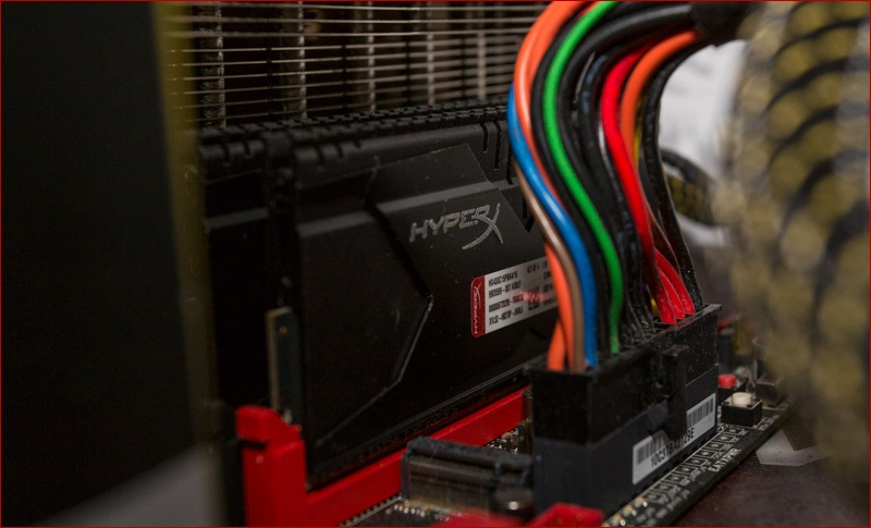 DDR3 vs. DDR4. HyperX Savage vs HyperX Predator - 2