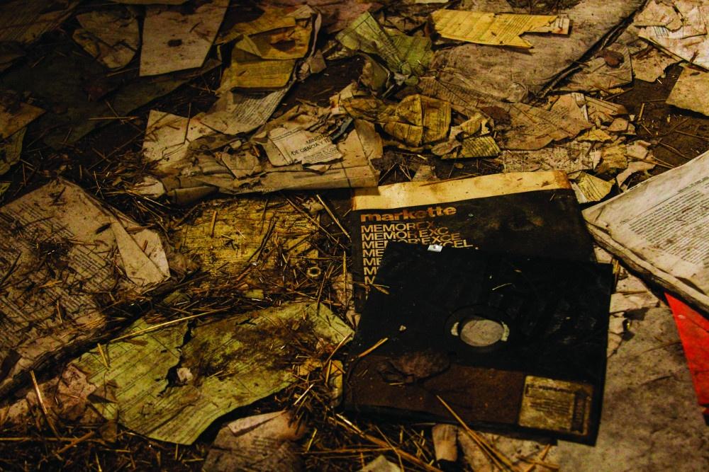 Цифровая археология: как спасают давно утерянные данные - 1