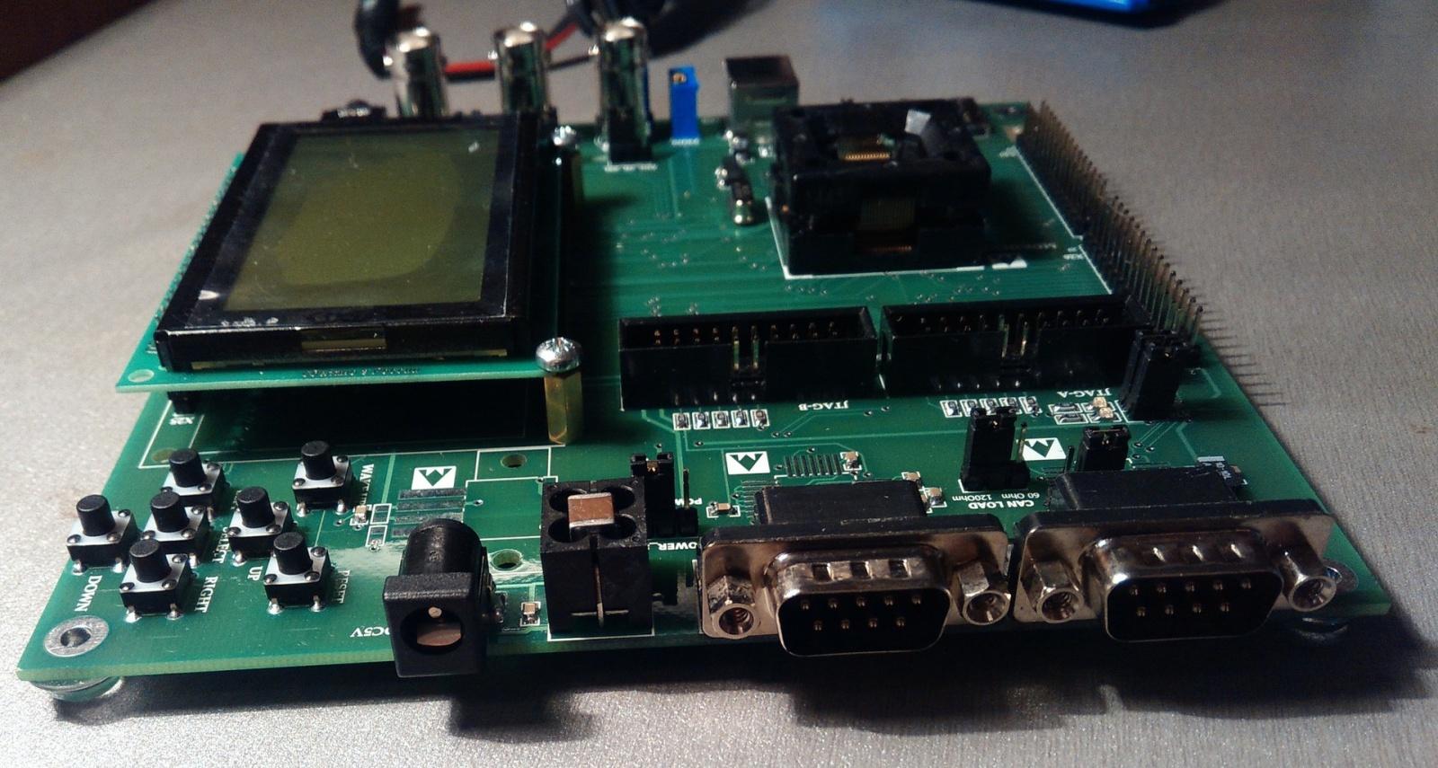 Переходим с STM32F103 на К1986ВЕ92QI. Или первое знакомство с российским микроконтроллером - 14