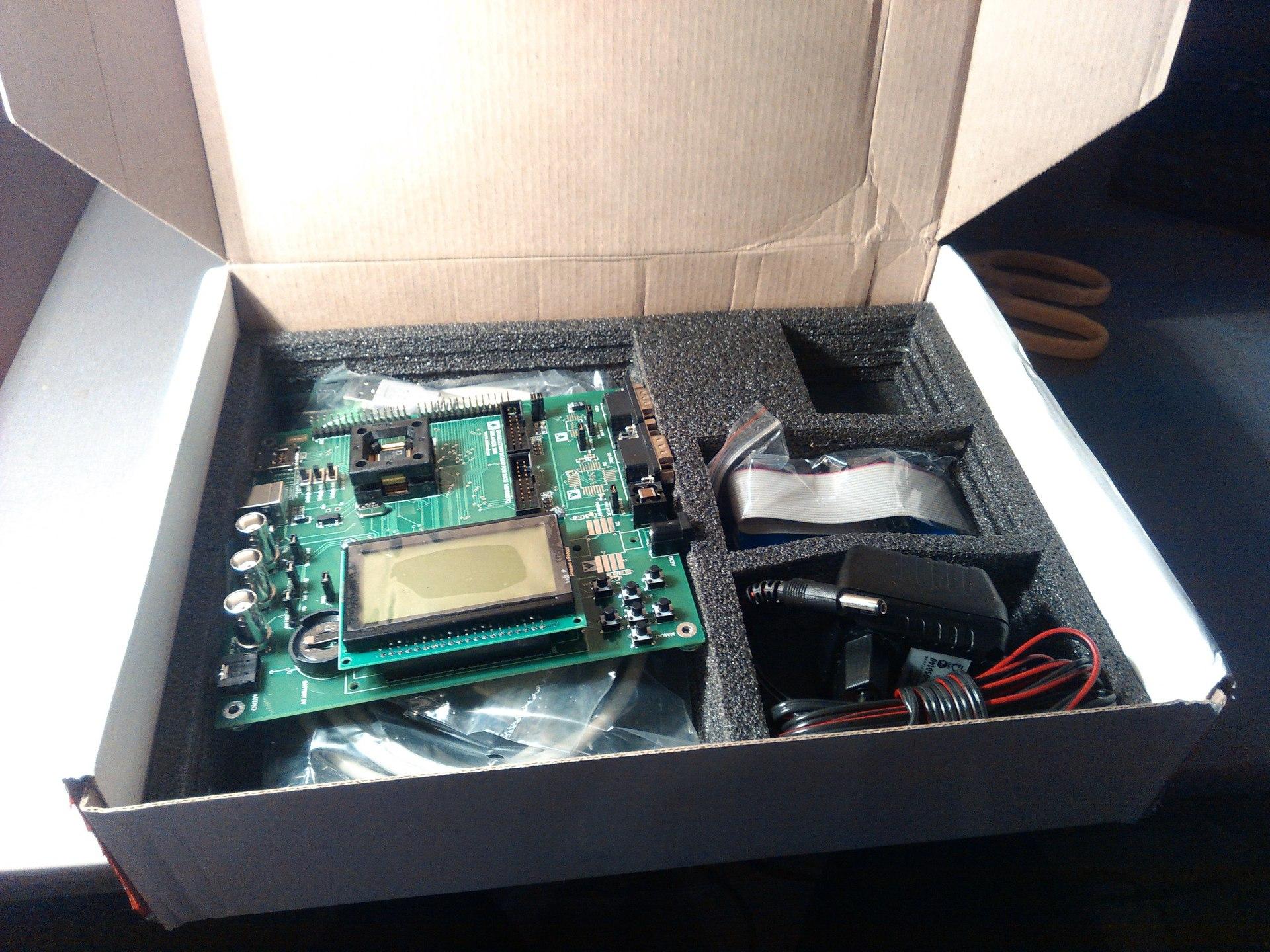 Переходим с STM32F103 на К1986ВЕ92QI. Или первое знакомство с российским микроконтроллером - 9
