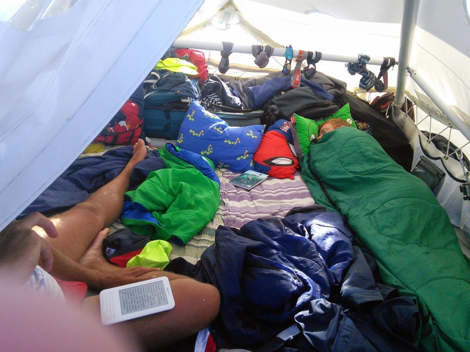 Путешествие на остров Пасхи. Экспедиция «Сибирь — Полинезия» - 13