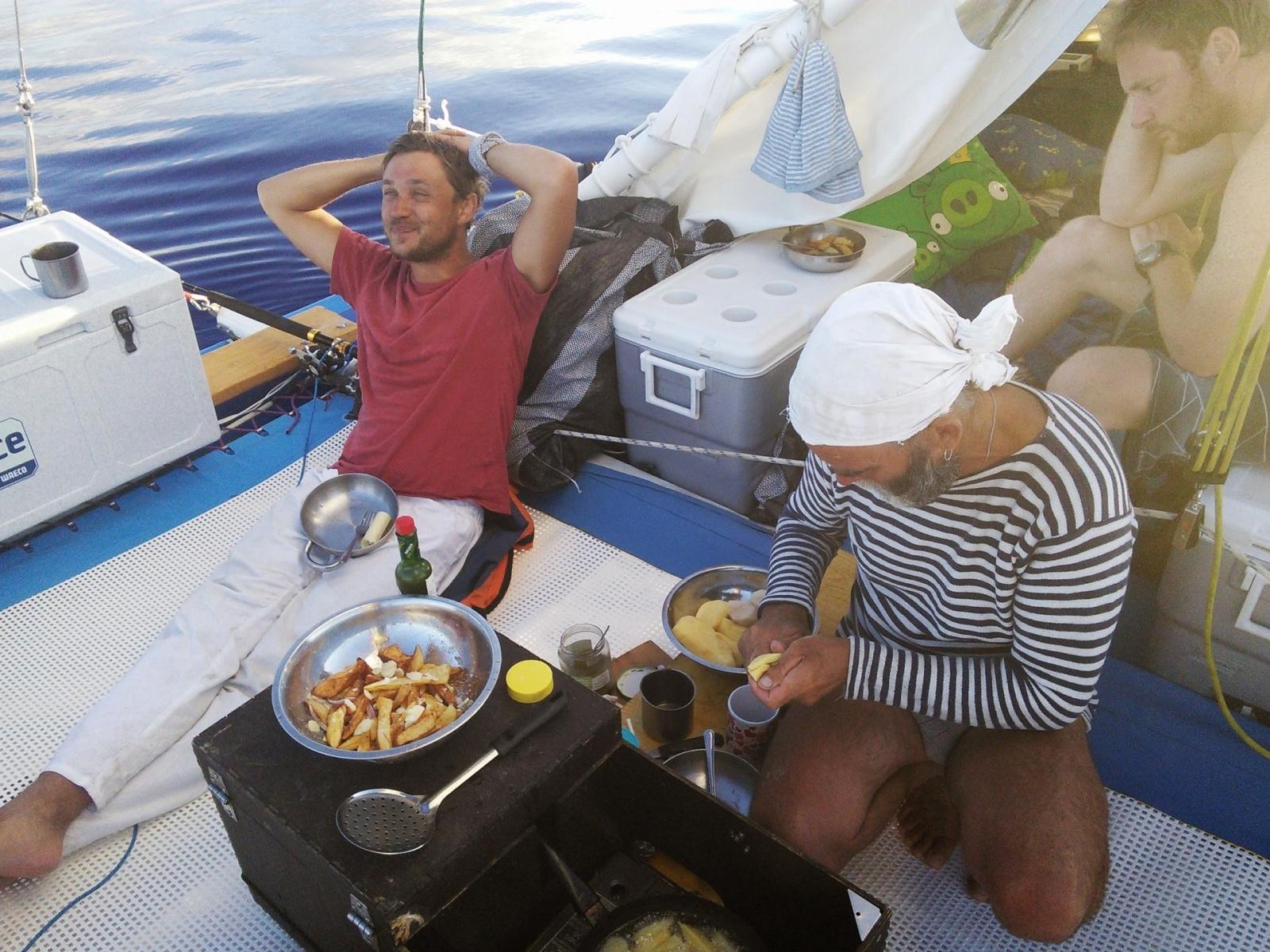 Путешествие на остров Пасхи. Экспедиция «Сибирь — Полинезия» - 14