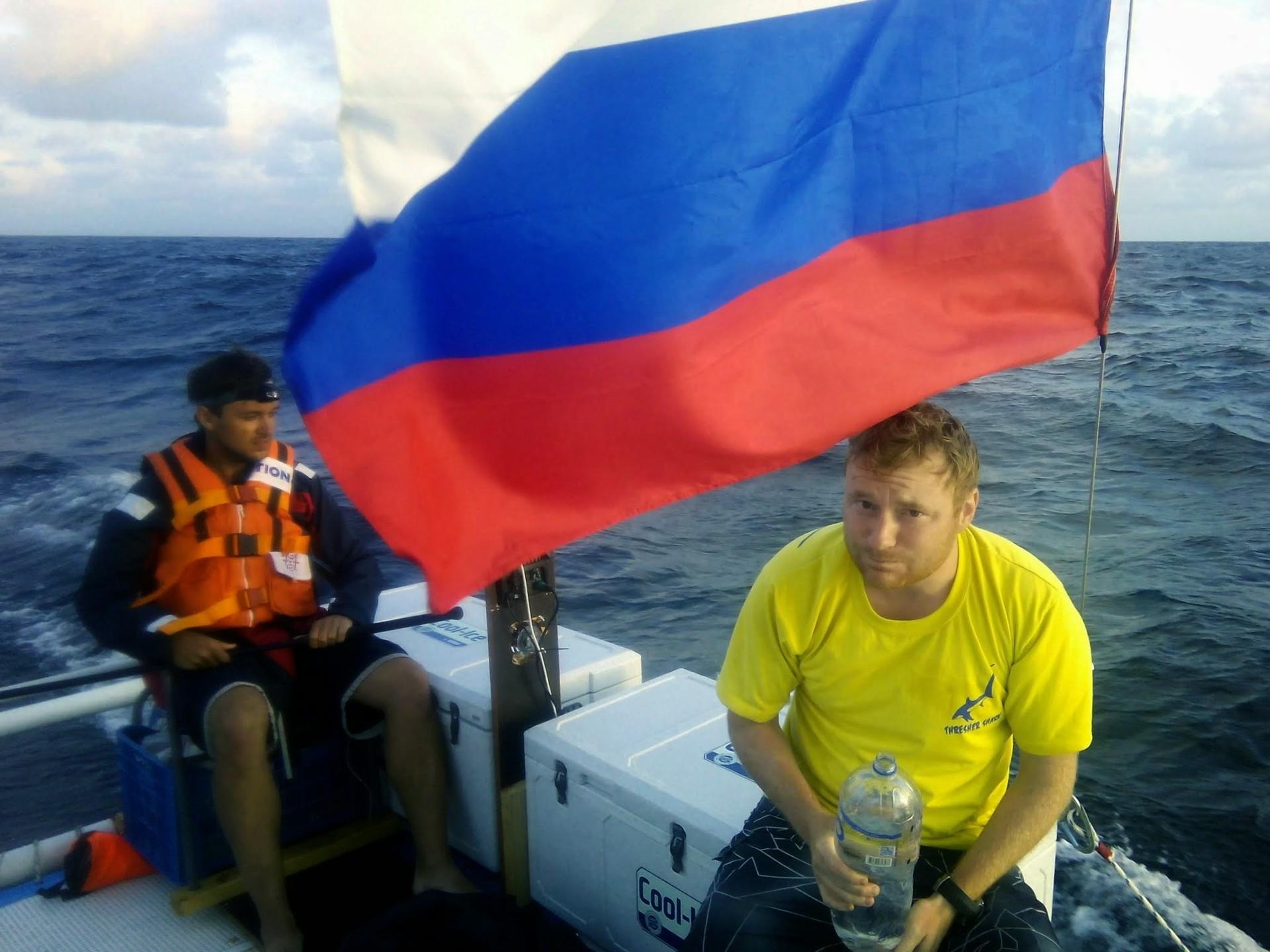 Путешествие на остров Пасхи. Экспедиция «Сибирь — Полинезия» - 15