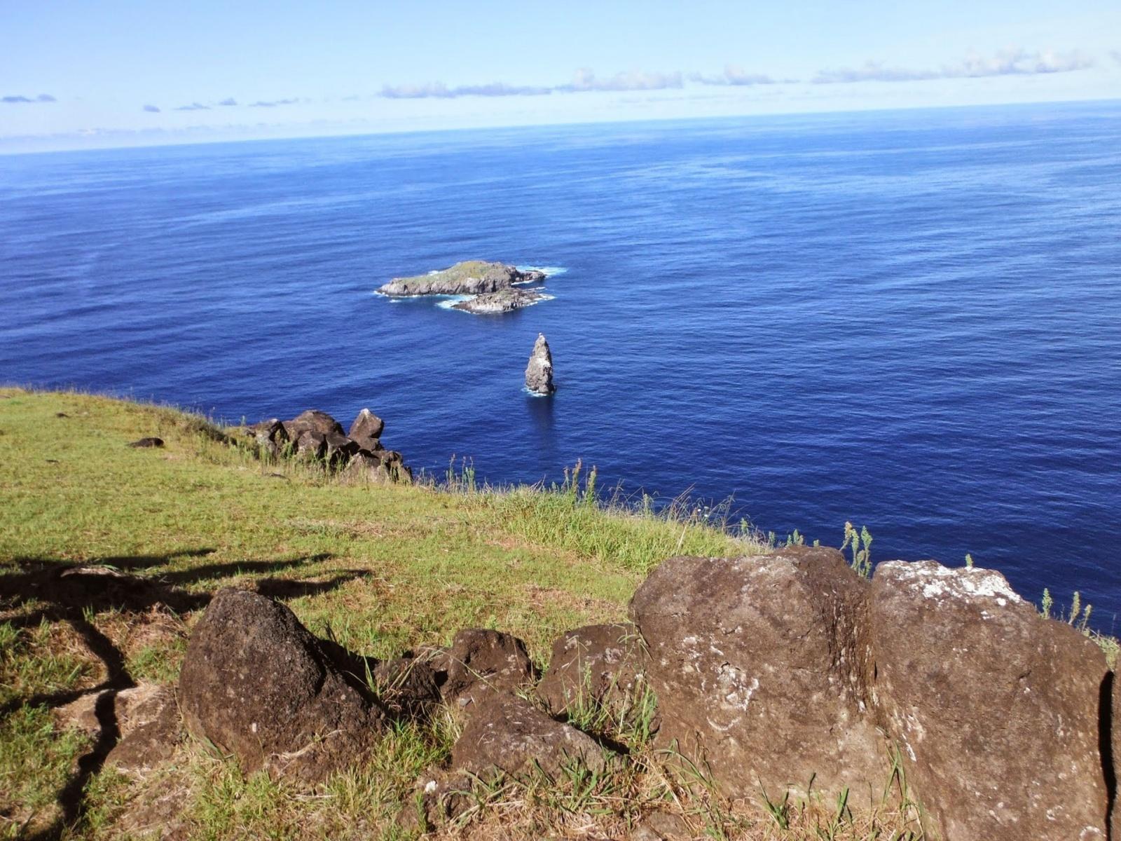 Путешествие на остров Пасхи. Экспедиция «Сибирь — Полинезия» - 22