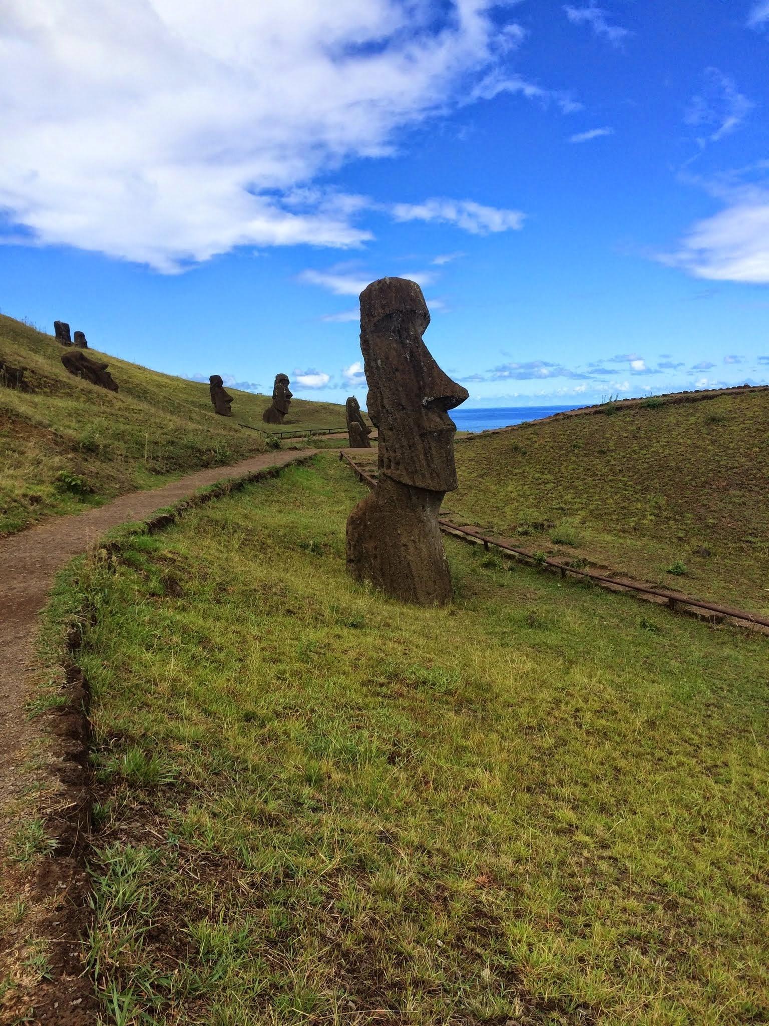 Путешествие на остров Пасхи. Экспедиция «Сибирь — Полинезия» - 25
