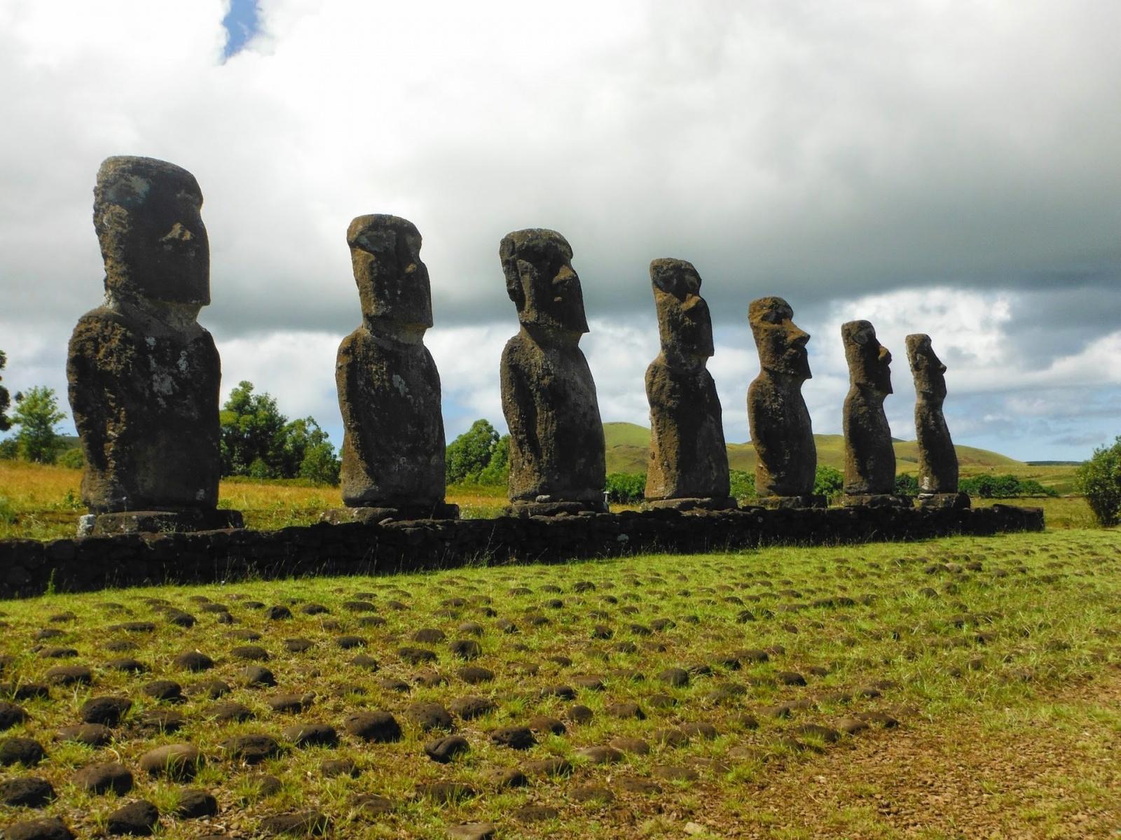 Путешествие на остров Пасхи. Экспедиция «Сибирь — Полинезия» - 27
