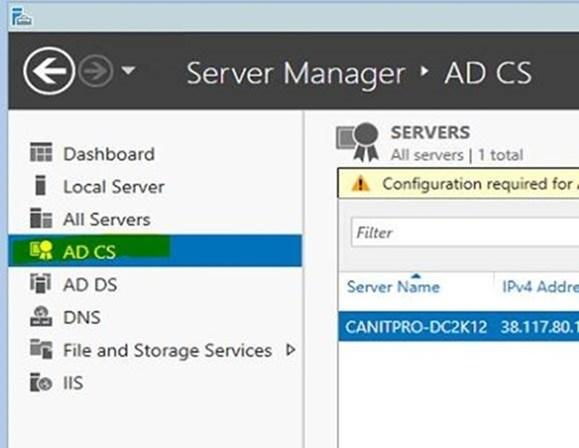 Шаг за шагом: Миграция Active Directory Certificate Service с Windows Server 2003 на Windows Server 2012 R2 - 19