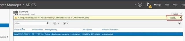 Шаг за шагом: Миграция Active Directory Certificate Service с Windows Server 2003 на Windows Server 2012 R2 - 20