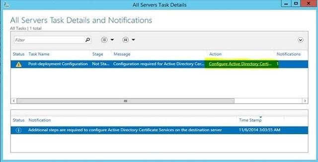 Шаг за шагом: Миграция Active Directory Certificate Service с Windows Server 2003 на Windows Server 2012 R2 - 21