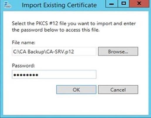 Шаг за шагом: Миграция Active Directory Certificate Service с Windows Server 2003 на Windows Server 2012 R2 - 28