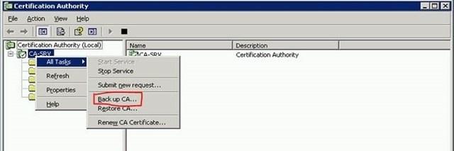 Шаг за шагом: Миграция Active Directory Certificate Service с Windows Server 2003 на Windows Server 2012 R2 - 3