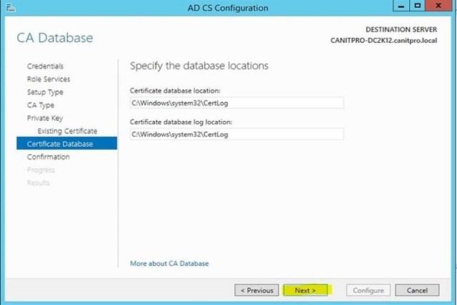 Шаг за шагом: Миграция Active Directory Certificate Service с Windows Server 2003 на Windows Server 2012 R2 - 30