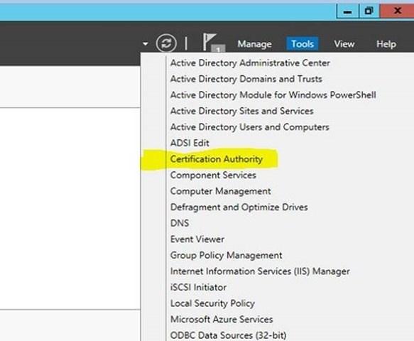 Шаг за шагом: Миграция Active Directory Certificate Service с Windows Server 2003 на Windows Server 2012 R2 - 32