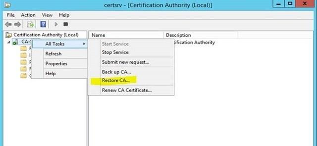 Шаг за шагом: Миграция Active Directory Certificate Service с Windows Server 2003 на Windows Server 2012 R2 - 33