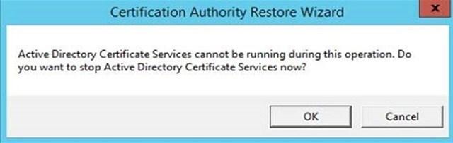 Шаг за шагом: Миграция Active Directory Certificate Service с Windows Server 2003 на Windows Server 2012 R2 - 34