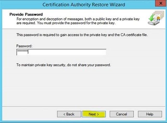Шаг за шагом: Миграция Active Directory Certificate Service с Windows Server 2003 на Windows Server 2012 R2 - 36