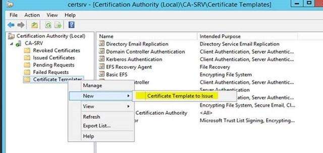 Шаг за шагом: Миграция Active Directory Certificate Service с Windows Server 2003 на Windows Server 2012 R2 - 39