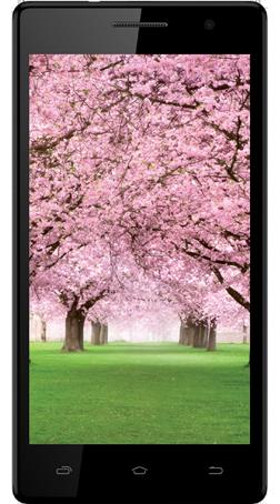 Смартфон Intex Aqua Desire HD: восьмиядерная SoC MediaTek MT6592M и экран разрешением 1280 х 720 точек - 1