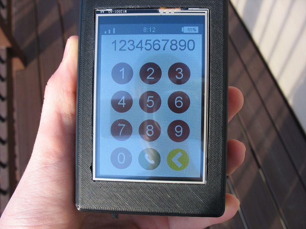 Собираем свой собственный смартфон - 3