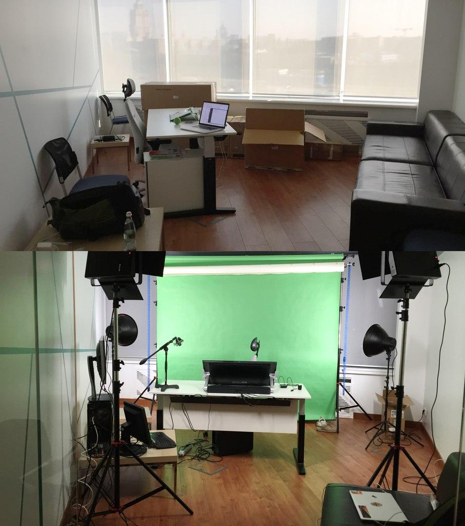 Видеостудия для записи MOOC - 4