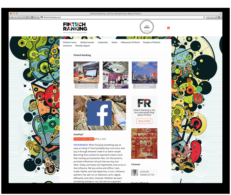 FinTech Ranking — агрегатор финтех–новостей