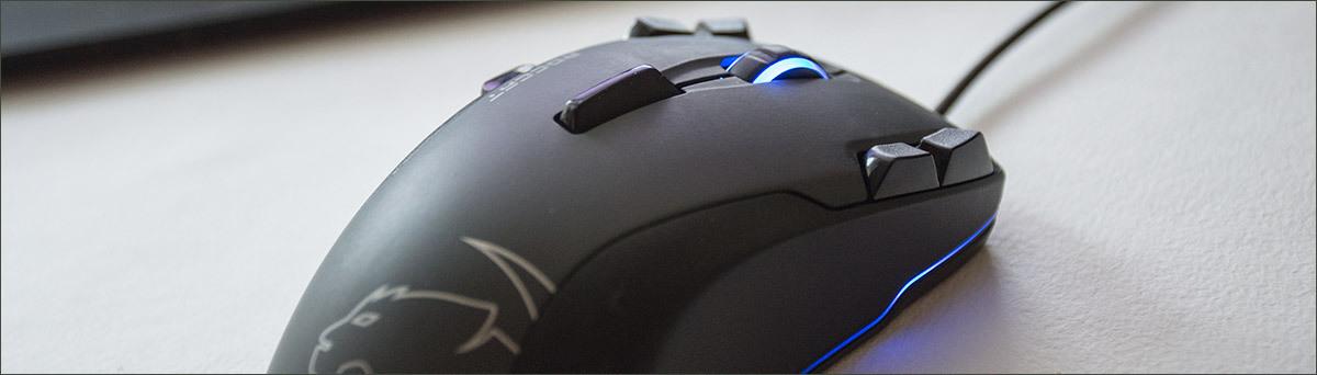 Roccat Tyon Black: гибрид мышки и геймпада - 7