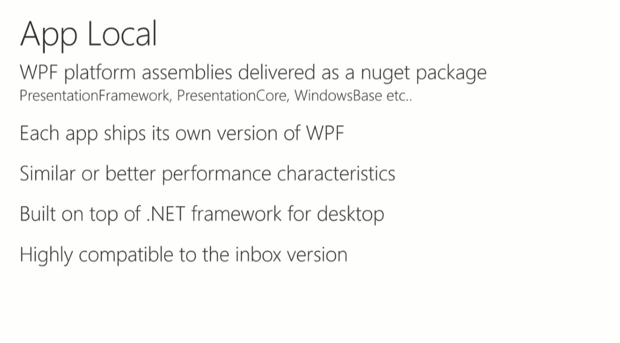 WPF 4.6 и дальнейшие планы - 11