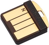 По умолчанию модуль настроен на использование системы разовых паролей YubiKey One-Time Password